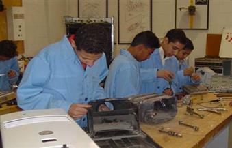 محافظ المنيا يوافق على النزول بمجموع القبول ببعض المدارس الفنية