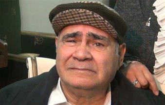صلاة الجنازة على الفنان الراحل سيد زيان من مسجد الحصري عقب صلاة العصر