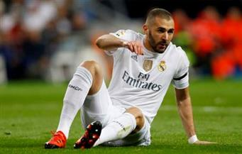 بنزيمة مهاجم ريال مدريد: زيدان يبث الثقة في اللاعبين