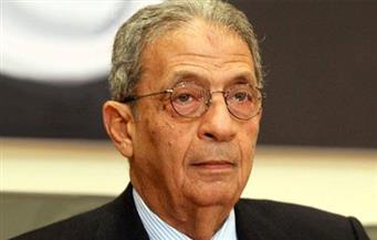 عمرو موسى: علينا أن نتوقع الأسوأ من الحكومة الإسرائيلية خصوصًا في ضوء الإرهاصات الأمريكية المواتية لها