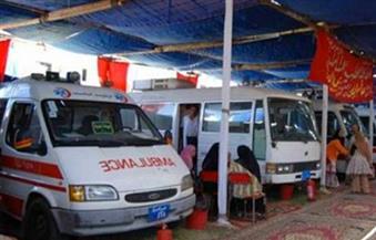 """ختام أعمال قافلة الأزهر الشريف والمنظمة العالمية للخريجين وبيت الزكاة بـ""""حلايب وشلاتين"""""""