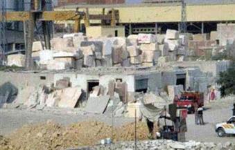 """نائب محافظ القاهرة يبحث تقنين الأوضاع في """"شق الثعبان"""" مع أصحاب الورش"""