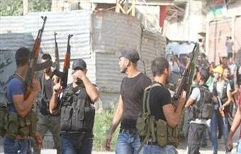 اشتباكات عنيفة في مخيم عين الحلوة للاجئين الفلسطينيين بلبنان
