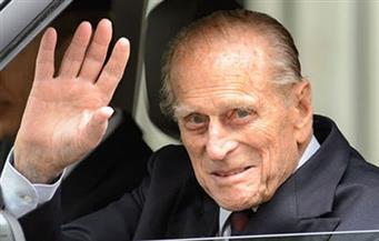 الأمير فيليب زوج ملكة بريطانيا يغادر المستشفى في حالة معنوية جيدة