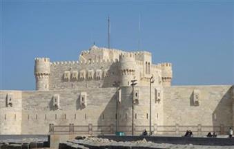 مدير أمن الإسكندرية يقود حملة بمحيط قلعة قايتباي وميدان المساجد