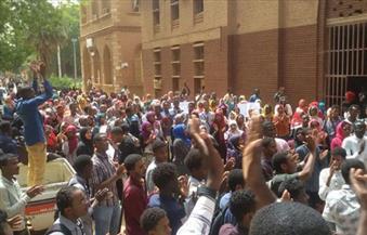 الغاز المسيل للدموع لتفريق تظاهرة في الخرطوم احتجاجًا على رفع أسعار الوقود