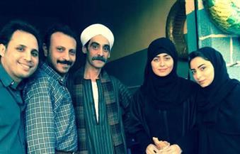 محمود فارس ينتهي من تصوير «يونس ولد فضة»
