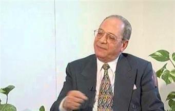 تشييع جنازة أمين بسيونى أحد رواد الإعلام المصرى
