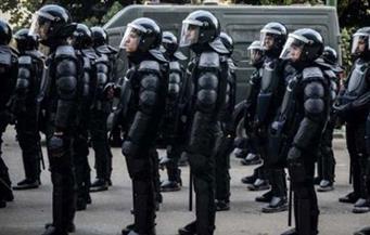 استنفار أمني بكوبري أكتوبر وميدان التحرير بالتزامن مع زيارة عاهل البحرين