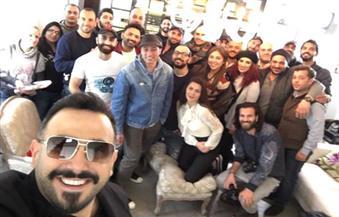 """""""جريمة شغف"""" يجمع نجوم مصر وسوريا ولبنان.. و ملحم زين يغني تتر المسلسل"""