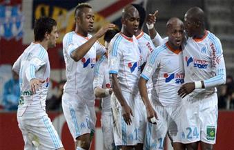 اليويفا يعاقب مرسيليا بخوض مباراة بدون جمهور