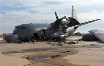 الصين تلتزم الصمت بشأن تحطم طائرة عسكرية بعد يوم من الحادث