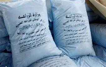 ضبط 750 جوالاً من السماد بحوزة تاجر بقرية القمانة في قنا