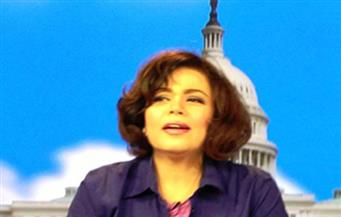 قطاع الأخبار: حنان البدرى ليست مراسلة التليفزيون المصرى بواشنطن