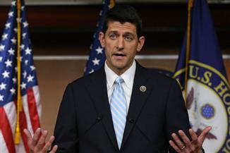 رئيس مجلس النواب الأمريكي يبعث برسالة دعم من الكونجرس للرئيس السيسي