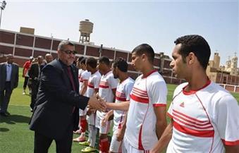 اليوم.. ختام ملتقى الحوار الوطنى للشباب والرياضة بسوهاج