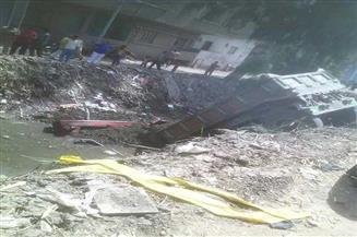 مصرع سائق جرار زراعي بعد انفجار أحد الإطارات وانقلابه بمركز ميت غمر