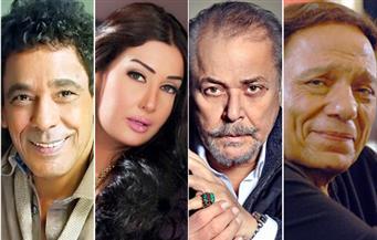 أرقام فلكية بأجور الفنانين في رمضان.. عادل إمام الأعلى بـ 40 مليونًا ومحمود عبدالعزيز 28 وغادة والكنج 22
