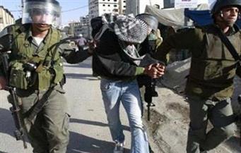 قوات إسرائيلية تعتقل 16 فلسطينيًا