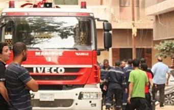 السيطرة على حريق في محل كباب شهير بالمهندسين
