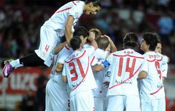 أشبيلية ينهي مغامرة ليجانيس ويبلغ نهائي كأس ملك إسبانيا