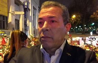 رئيس رابطة الجالية المصرية في فرنسا يطالب باريس بإقامة منتدى مثيل لما يقام بالقاهرة