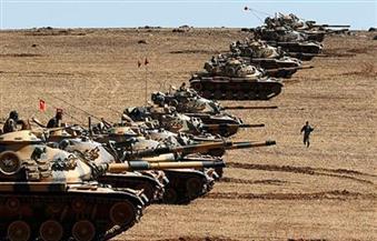 الجيش التركي يقصف مدينة تل أبيض السورية بالمدفعية الثقيلة