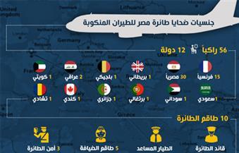فرنسا تعرب عن آمالها في تسلم رفات الضحايا الفرنسيين في حادث طائرة مصر للطيران
