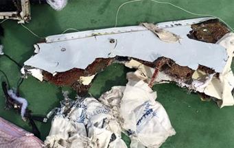 لجنة التحقيق فى حادث طائرة مصر للطيران تدقق معلومات مسجل بيانات الرحلة والترابط الزمني