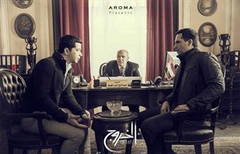 """منتج """"الخروج"""": المسلسل يؤكد قدرة الدراما المصرية على تقديم الإبهار"""