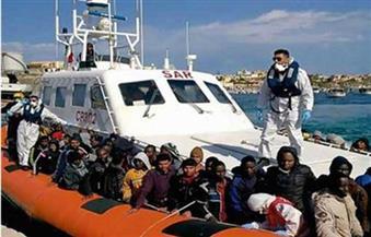 خفر السوحل الإيطالي: إنقاذ 1725 مهاجرا في البحر المتوسط