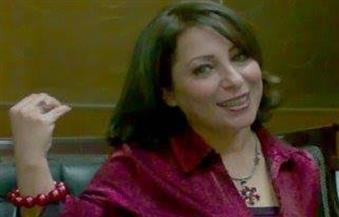 تشييع جنازة نيرمين عصام مذيعة قناة القاهرة من مساكن شيراتون