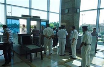 وفد من سلطة الطيران الكندية يتفقد إجراءات الأمن بمطار القاهرة