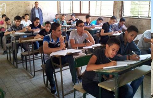 تعليم الإسكندرية : لا شكاوى في أول أيام امتحانات الشهادة الإعدادية -