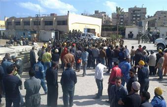 نيابة الإسكندرية العسكرية تحبس 13 من عمال الترسانة البحرية 4 أيام بتهمة تعطيل سير العمل بالشركة