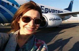 """نانسي عجرم في القاهرة من أجل """"أي حب وأي غيرة"""" الأسبوع المقبل"""