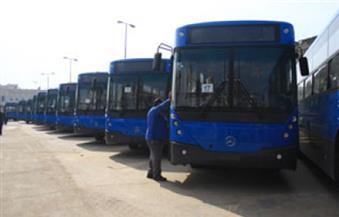 محافظة القاهرة تدفع بـ 25 أتوبيس نقل عام للعمل بين محطتي الشهداء والدمرداش خلال توقف المترو