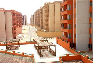 محافظة القاهرة تسلم المتضررين من انهيار عقار قصر النيل وحدات سكنية في الأسمرات