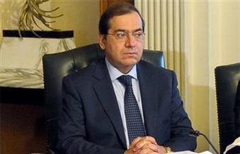 وزير البترول: الوزارة بصدد الانتهاء من واحد من أهم مشروعات تنمية حقول الغاز بالبحر المتوسط