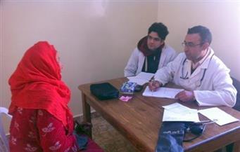 صحة القليوبية: 3326 مواطنا خضعوا  للكشف الطبي بقوافل مبادرة الأمراض المزمنة في 3 أسابيع