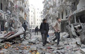 ارتفاع عدد قتلى قصف مدينة إدلب السورية إلى 25 مدنيا