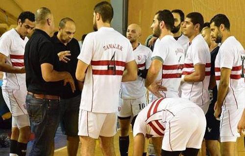 انطلاق مباراة الزمالك وكيل الألماني في بطولة العالم للأندية لكرة اليد -