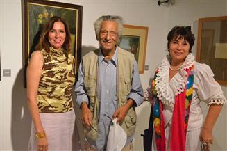 بالصور .. الاحتفال بالفنان ناجى شاكر رائد فن العرائس