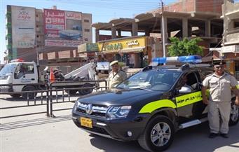 أمن المنيا يضبط أحد الجناة في حادث الهجوم على كمين شرطة العدوة