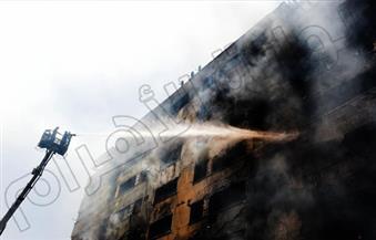العربي يشكل لجنة عاجلة لحصر المحال المتضررة من حريق سوق العتبة