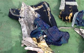 قطع حطام الطائرة المصرية التي عُثر عليها بالقرب من الشواطئ الإسرائيلية تصل مطار القاهرة