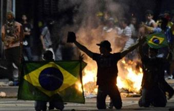 تطورات أزمة البرازيل .. داسيلفا يقود مظاهرات احتجاجية.. وروسيف تقترح استفتاء شعبيًا
