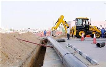 توقيع برتوكول تعاون لتجديد شبكات المياه والصرف في قرية أبوالريش بأسوان