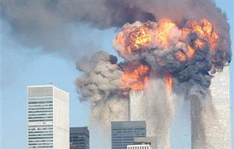 البنتاجون يكتسي بالعلم الأمريكي في ذكرى هجمات 11 سبتمبر