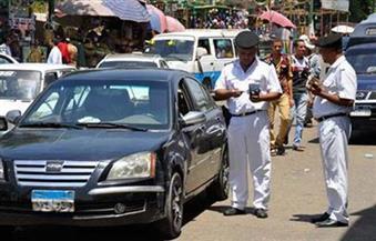 أمن القاهرة: ضبط 11 ألفا و723 مخالفة مرورية متنوعة